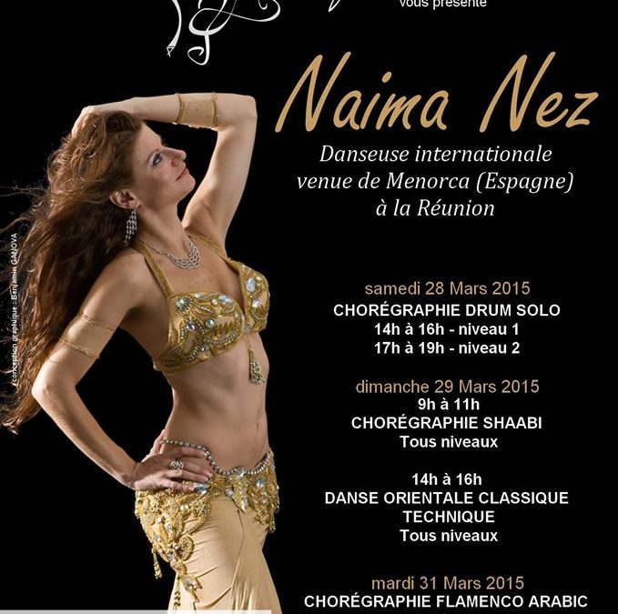 Naima Nez – Danse orientale
