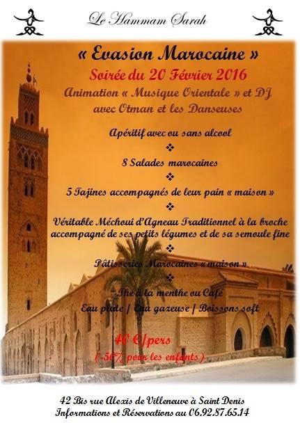 Evasion Marocaine