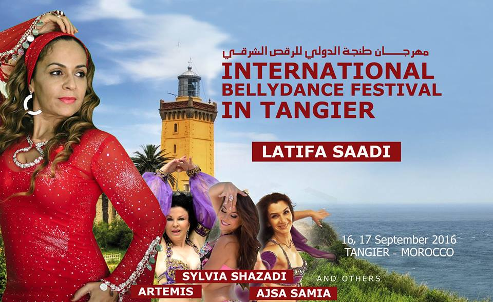 International Bellydance Festival in TANGIER