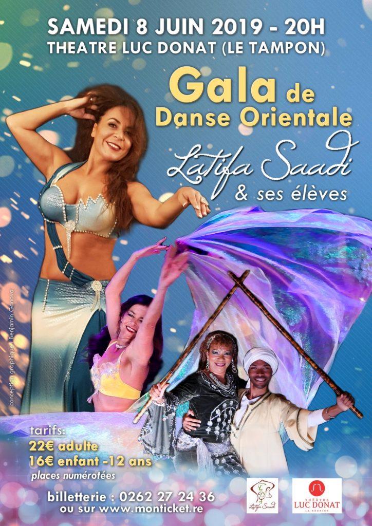 Gala Latifa Saadi 2019