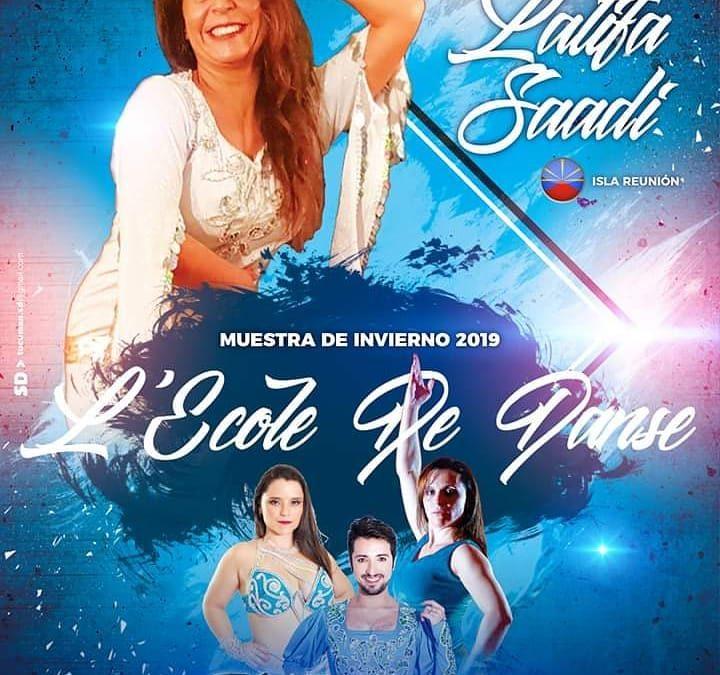 Latifa Saadi à Salta, Argentine