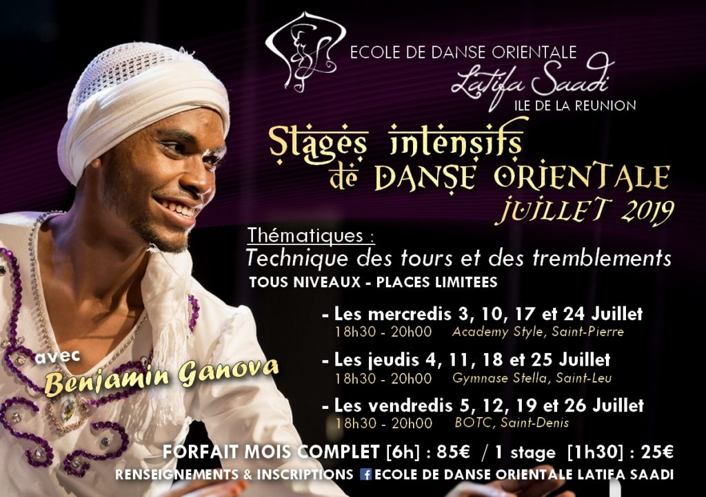 stage intensif juillet1