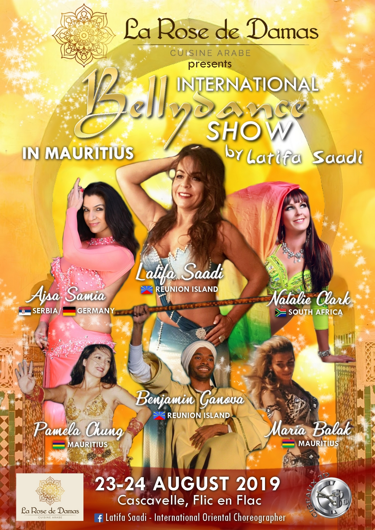INTERNATIONAL BELLYDANCE SHOW 2 new 1 site
