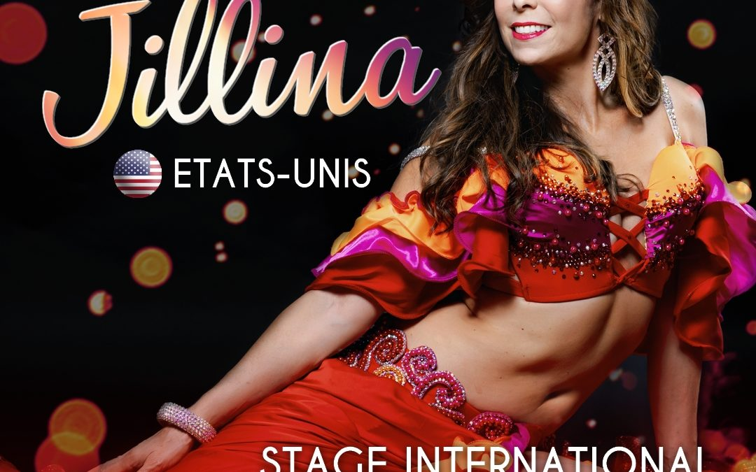 Stage international avec Jillina (USA)