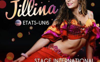 Stage international avec Jillina (USA)