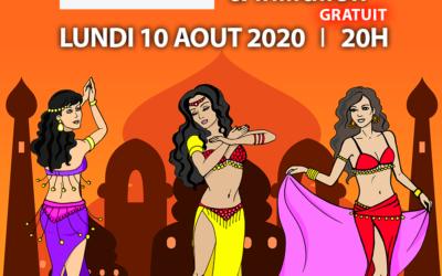 Rentrée 2020 – Initiation à la Danse Orientale