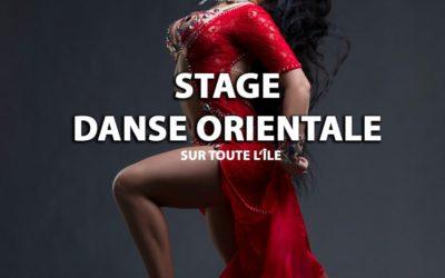 Stages d'initiation à la Danse Orientale