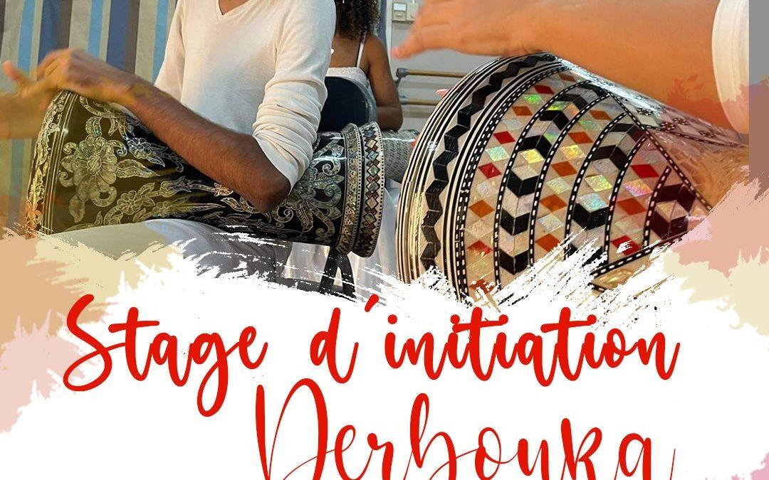 Stages d'initiation de DERBOUKA